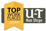 Watkins Manufacturing - UT San Diego - Top Workplaces 2014