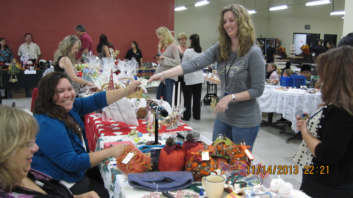 Craft Fair - Watkins Manufacturing