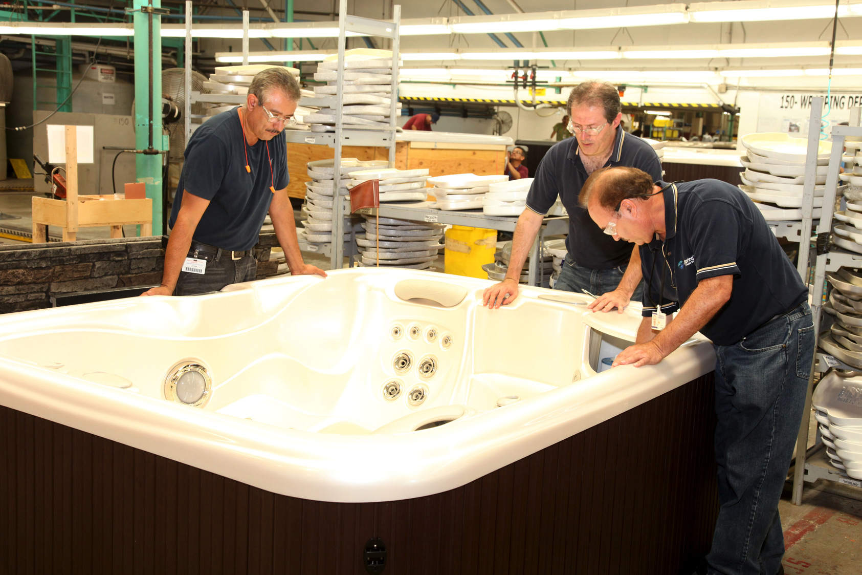 Engineers Spa - Watkins Manufacturing