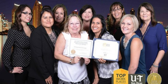 UT Top Workplaces 2014 - Watkins Manufacturing