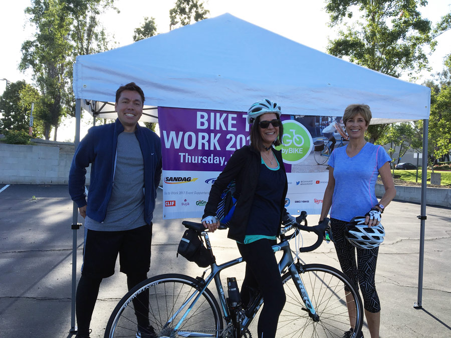 Bike To Work Day 2017 - Watkins Wellness