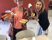 Watkins Wellness Fourth of July Hot Dog Social